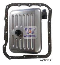 WESFIL Transmission Filter FOR Mitsubishi VERADA 2004-2005 F5A51 WCTK115
