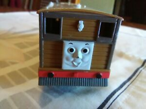 Track Master Toby and a back car (not shown)