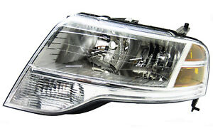 2008-2009 FORD TAURUS X CROSSOVER SUV LEFT DRIVERS HEADLIGHT OEM