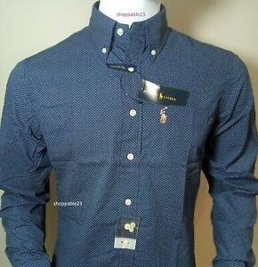 Men's Full Sleeve Ralph Lauren Slim Fit Shirt