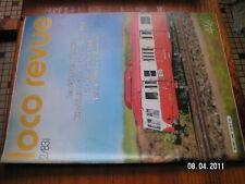 Loco Revue n°446 2-130 TB X 2400 Autorail VH Lampiste