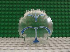 Lego Star Wars Windscreen 3 x 6 x 5 Bubble Episode 1 Forcefield Pattern 30366px1