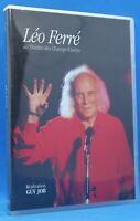 DVD Léo Ferré live au Théâtre des Champs-Elysées réalisation Guy Job