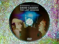 David Cassidy The Last Session DVD (2018 Documentary) DVD COMMERCIAL FREE
