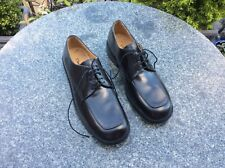 Men's, Classics by Reiker, Black Leather Shoes, Size 9.5
