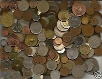 4 Pounds Of Foreign World Coins