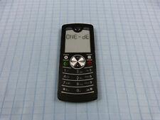 Original Motorola MOTOFONE F3 Schwarz! Gebraucht! Ohne Simlock! TOP ZUSTAND! #58