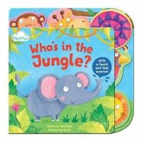 Milly & Flynn Who's In The Jungle Book by Gerlings, Rebecca Book NEW FREEPOST UK