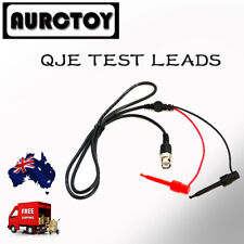 Test Leads coaxial BNC to hook ends for oscilloscope Multimeter ATTEN AU seller