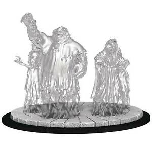 RPG - Magic the Gathering: Unpainted Miniatures - Obzedat Ghost Council NEW!