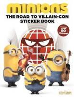 Minions: Sticker Book (Minions Movie), Centum Books Ltd, Excellent