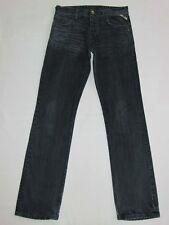 Jack & Jones Jeans Mod. Clark Label 31/32 schwarz denim Vintage