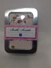 Beau Bain Bath Brittle Rose Garden Fizzy With Seven With Moisturizing Oils+