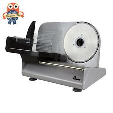 Blade Commercial Meat Slicer Cutter Machine Deli Meat Cheese Food Slicer Adjust