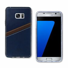Plain Card Pocket Fitted Cases for Samsung Galaxy Note