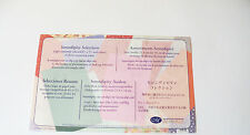Creative Memories Serendipity Selections Eight 8.5 x 5.5 Paper Pack # 8  NIP/NLA