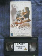 Odyssey. SLEEP BABY SLEEP VHS VIDEO.EAN: 5018011010364. Cert.PG. Gold, Chandler.