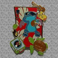 Beach Blanket Series Stitch - Disney Auctions Pin LE 500