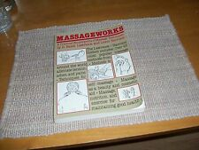 Massageworks: A Practical Encyclopedia of Massage Techniques D. Baloti Lawrenc