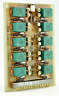 **FLIGHT** NASA Apollo Saturn 1B / V Moon Rocket S-IVB Multiplexer Circuit Board