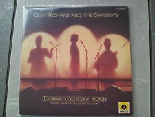 Cliff Richard and the Shadows - Thank you very much LP (Reunion Concert)