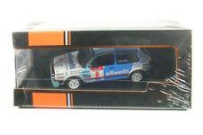 Volkswagen golf II GTI Rallye Safari 1987 Ericsson Rac261 1/43 Ixo