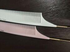 Veil Weaving Comb Hair Highlighting Color Comb DVD Light Medium Heavy Highlight