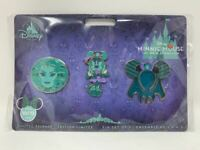 Disney Minnie Mouse The Main Attraction 3 Pin Set Haunted Mansion Madam Leota