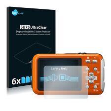 6x Film Protection écran pour Panasonic Lumix DMC-FT30 Protecteur