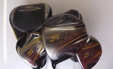 Set Of 3 x Left Handed Cobra S3 Max 10.5 Degree Driver 3 & 5 Woods R Flex