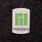 Linux Manjaro Logo Label Decal Case Sticker Badge 486b