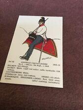 Card Rene North 42 Austrian Chevaulegers No 5