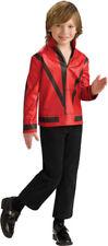 Morris Costume Boys Michael Jackson Thriller Jacket Red Black 12-14. RU884242LG