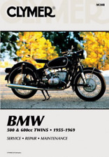 Clymer Workshop Manual BMW R50 R60 R69 R50/2 R50US 1955-1969 Service Repair