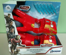 Marvel Avengers Iron Man Repulsor Gloves w/ Missile Firing Action END GAME 2019