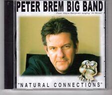 (HG530) Peter Brem Big Band, Natural Connections - 2000 CD