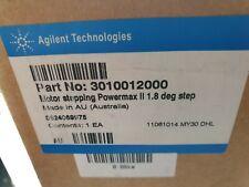 AGILENT 301001200 MOTOR STEPPING POWERMAX II 1.8 DEG STEP (R4S11.3B5)