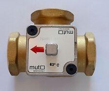 "Rücklaufanhebung  Ladeventil  63 C° 1"" IG -  TM 3000 mut meccanica tovo"