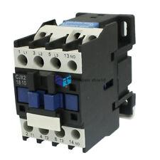 CJX2-1810 AC Contactor 3 Poles One NO 220-230V 50Hz Coil 18A