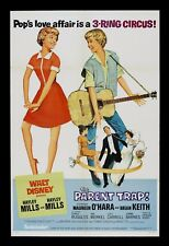 THE PARENT TRAP * CineMasterpieces ORIGINAL VINTAGE MOVIE POSTER 1968 RR DISNEY