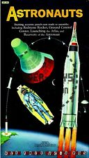 Vintage Reprint - 1961 - Astronauts Punch-Out Book - Reproduction