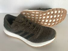NEW ADIDAS PureBOOST Pure boost All Terrain US 8,5 8.5 8 1/2 Shoes S80784 Brown