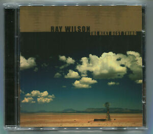 RAY WILSON * THE NEXT BEST THING * 2004 * CD * LIKE NEW