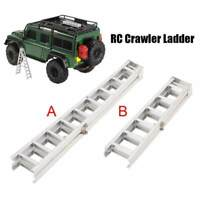 1/10 Simulated Aluminum Ladder Accessory For RC Car Axial SCX10  RC4WD Crawler