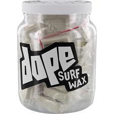 Dope - Surf Wax Mini Nug Jug - Case of 20 Bars - Assorted