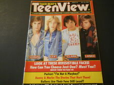 Leif Garrett, Cheryl Ladd, Donny & Marie -Tiger Beat's Teen View Magazine 1978