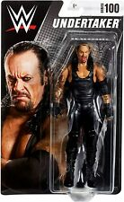 WWE Series #100: The UNDERTAKER Wrestling Action Figure NEW SEALED