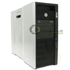 HP Z820 Computer Nvidia Quadro K6000 PC E5-2640 2.5 GHz 24GB RAM 500GB HDD PC