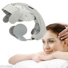 Electric Head Massage & Relax Brain Acupuncture Points Stress Release Machine