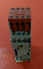 Allen Bradley 700S-CF620DJC Ser A 24 VDC Safety Relay Inc 100S-F & 700-CF310D 4C
